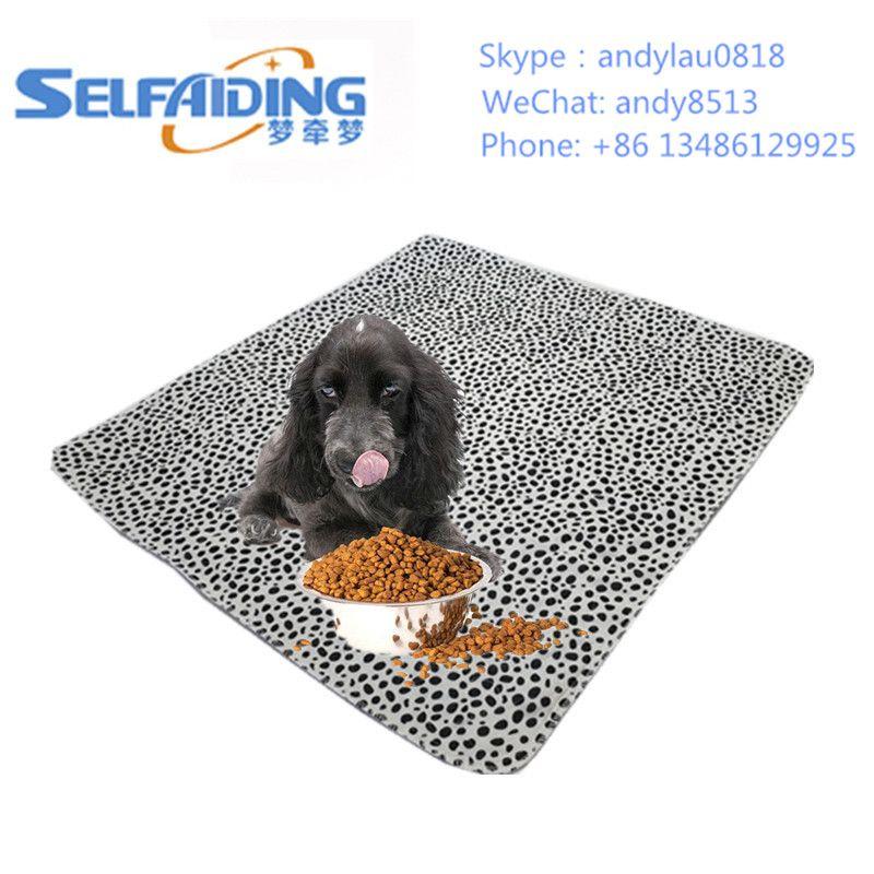 New Printing Waterproof Puppy Pet Training Pad Urine Absorbent Pet
