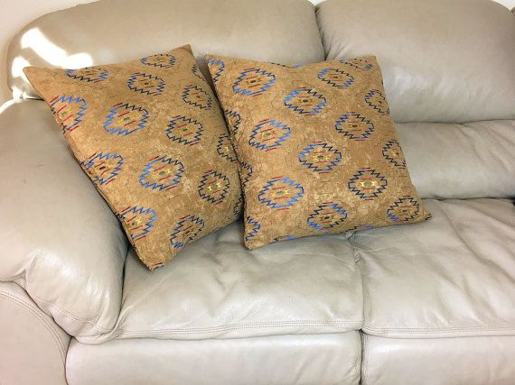 Throw Pillow Cover Two Loving Ducks on