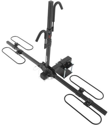 Swagman Platform Style 2 Bike Rack For 2 Hitches Or Rv Bumpers