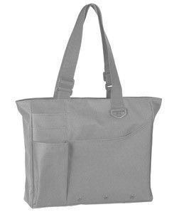 8811 Ultraclub Super Feature Tote Grey