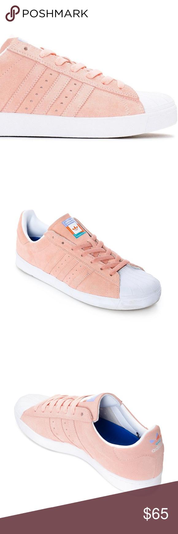 Zapatillas Adidas | 19202 8 Superstar Vulc Pink para mujer Sz 8 NWT | 4f1c86c - colja.host