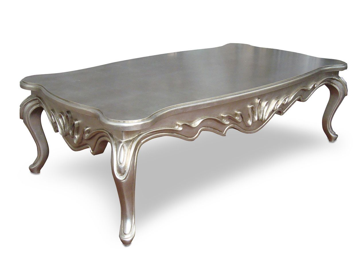 looks like my existing cheap coffee table, except with silver