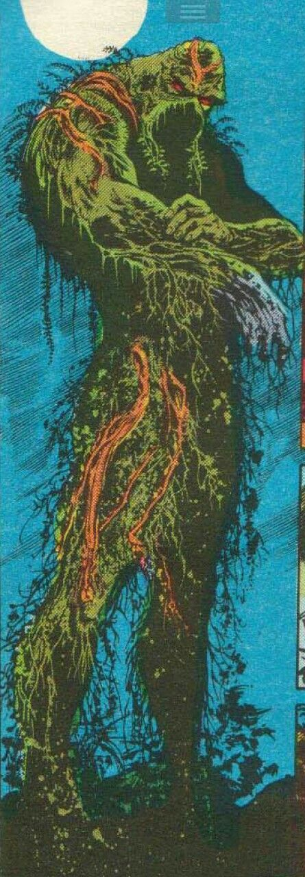 Swamp Thing #swampthing Swamp Thing #swampthing