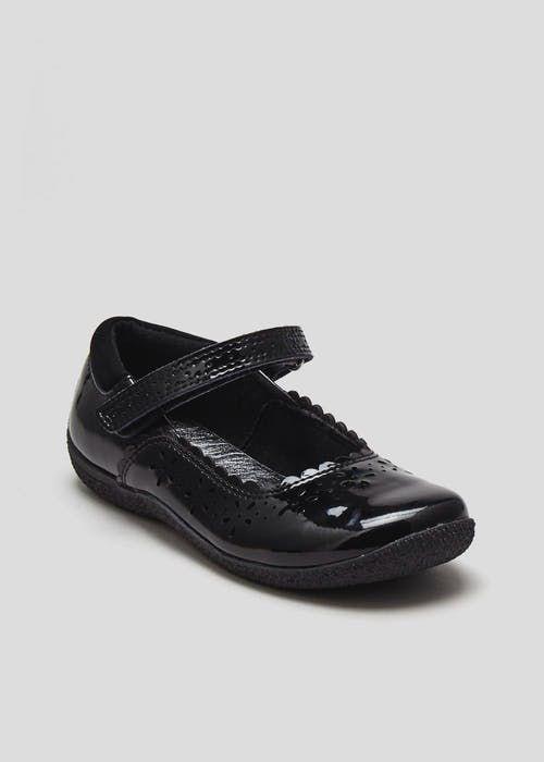 Girls Ankle Strap Shoes (Younger 7 - Older 2) c01d0eab44
