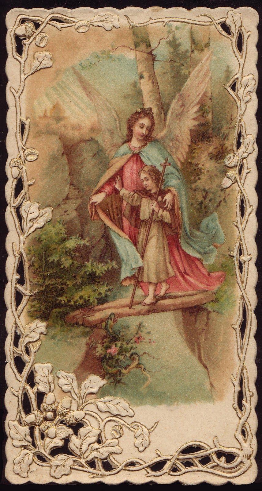Guardian Angel Prayer Angel Of God My Guardian Dear To