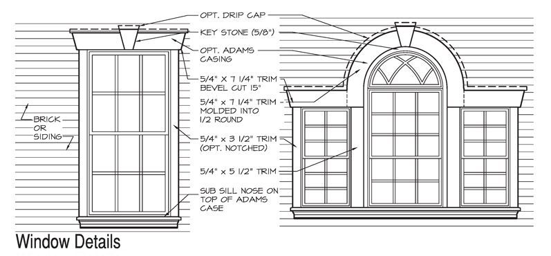 Pin By Mara Bb On Curb Appeal Georgian Architecture Moldings And Trim Facade Architecture