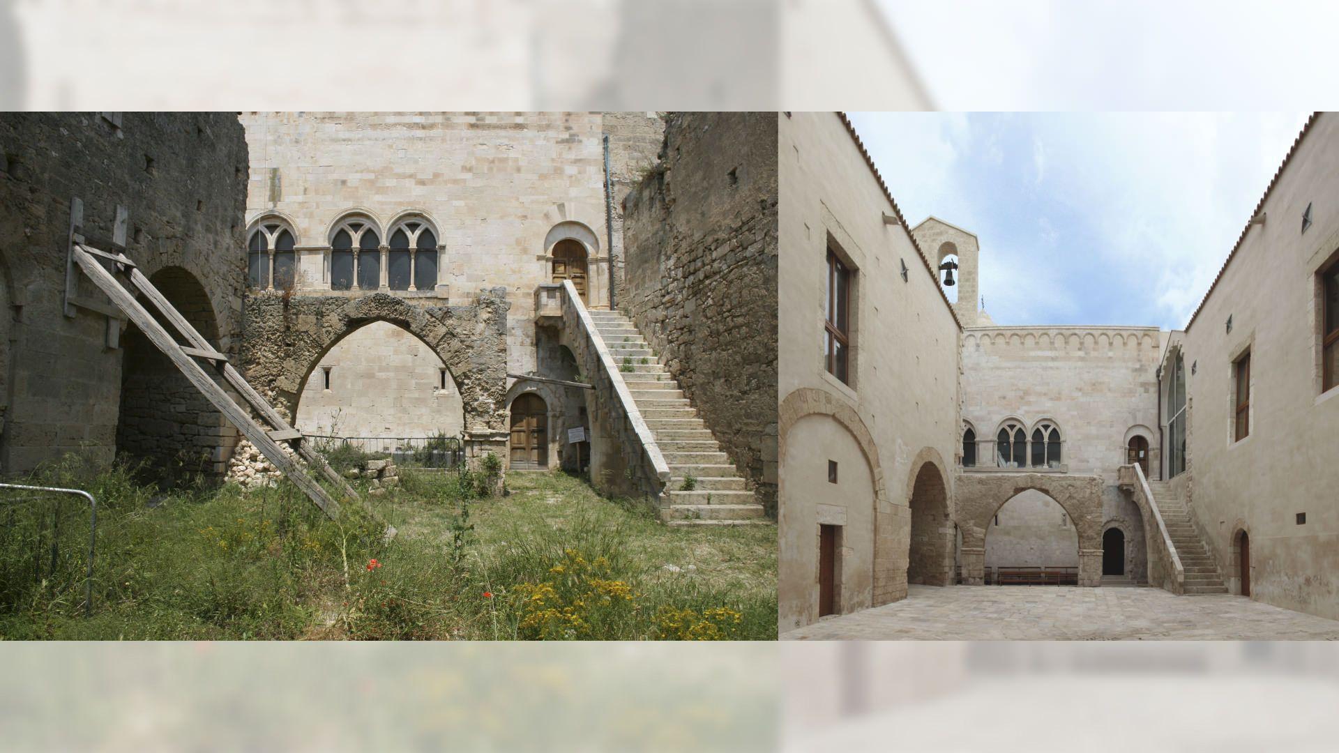 Risultati immagini per lama volara ex abbazia