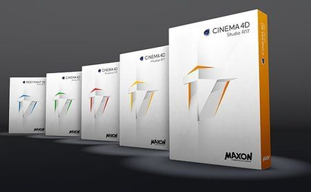 Maxon Cinema 4D R17.048 HYBRID Win/Mac ISO Full and FREE Download