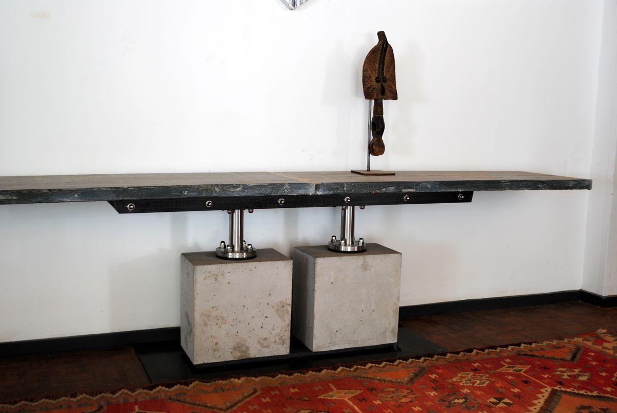 Grote Side Table.Gallery Van Rob Schipper Met Grote 2 8 Meter Side Table Van Hem