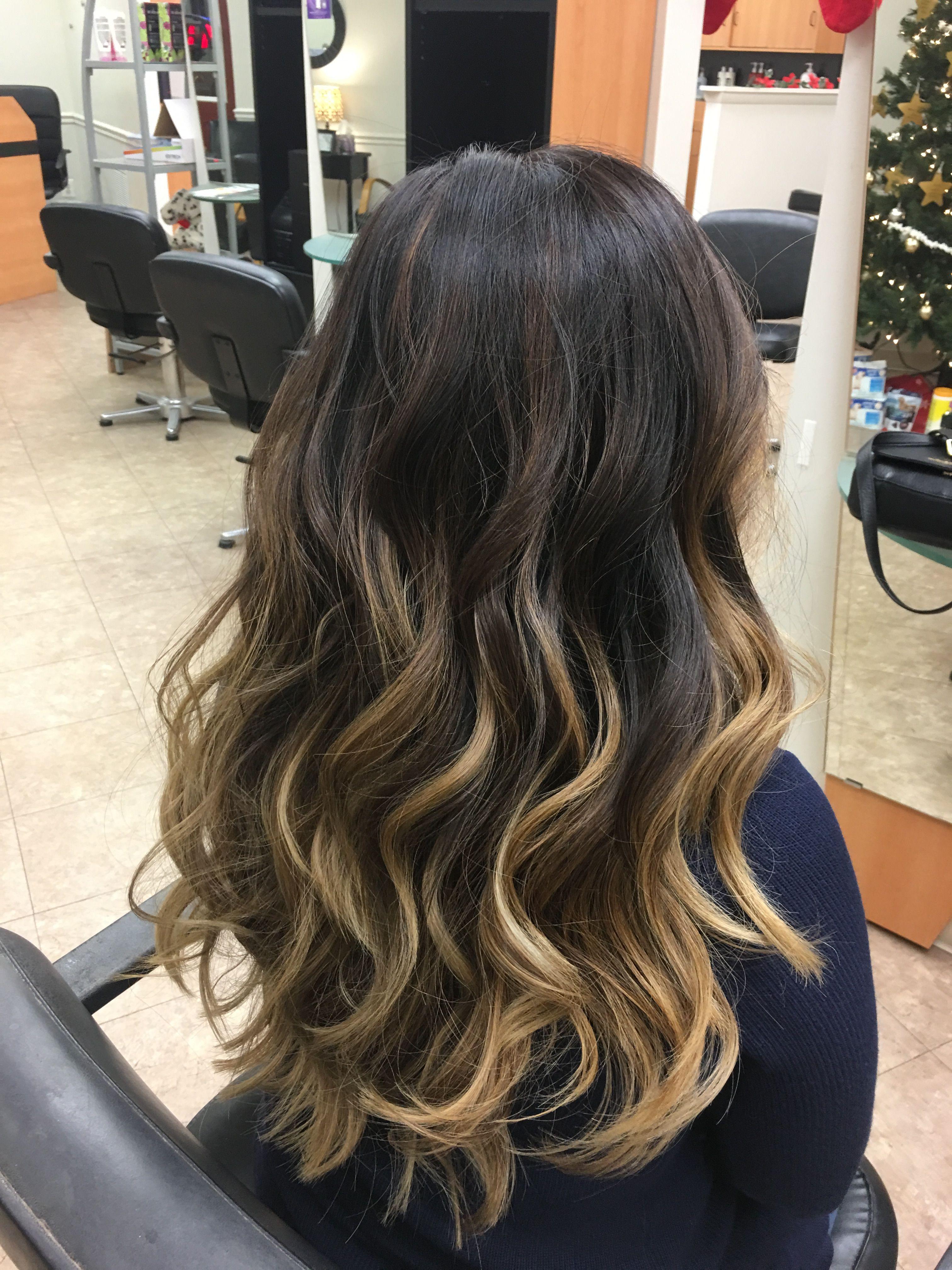 Balayage Long Dark Hair Styles Hair Styles Balayage Hair Long Hair Color
