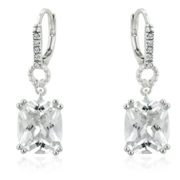 Tandy Clear Elegance Stud Earrings BELOVED SPARKLES