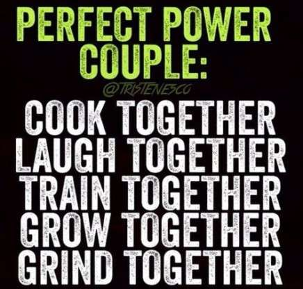 67 Ideas Fitness Couples Goals Power Couple Quotes Together Quotes Couple Quotes