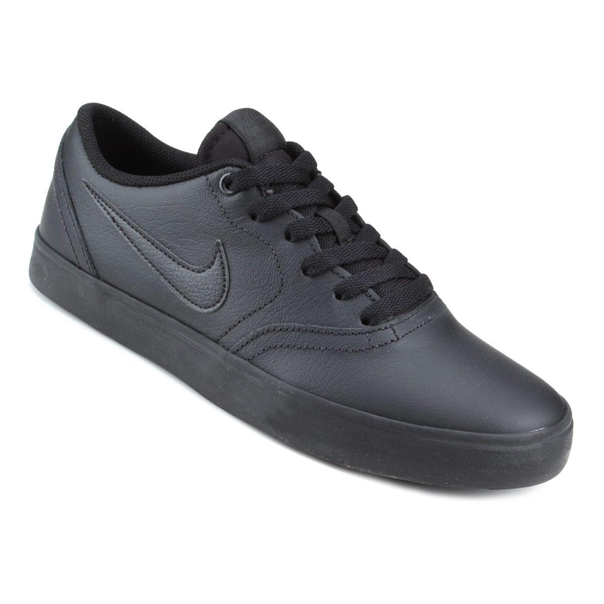 Tênis Nike Sb Check Solar Masculino NETSHOES  1dbae603b582f