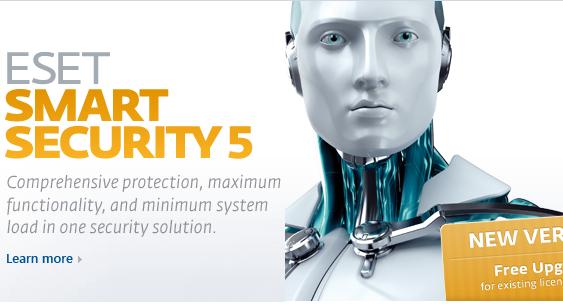 Freeware] ESET NOD32 Antivirus 5 and ESET Smart Security 5