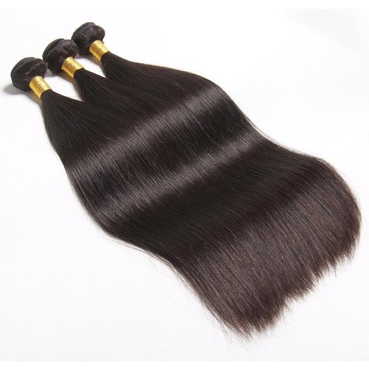 3 Silky Straight Bundles 7500 19800 Heavenly Hair By Nicole