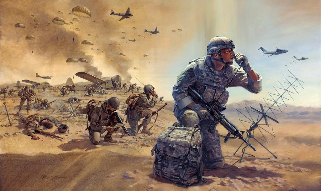 Открытки поздравления, современная война открытки