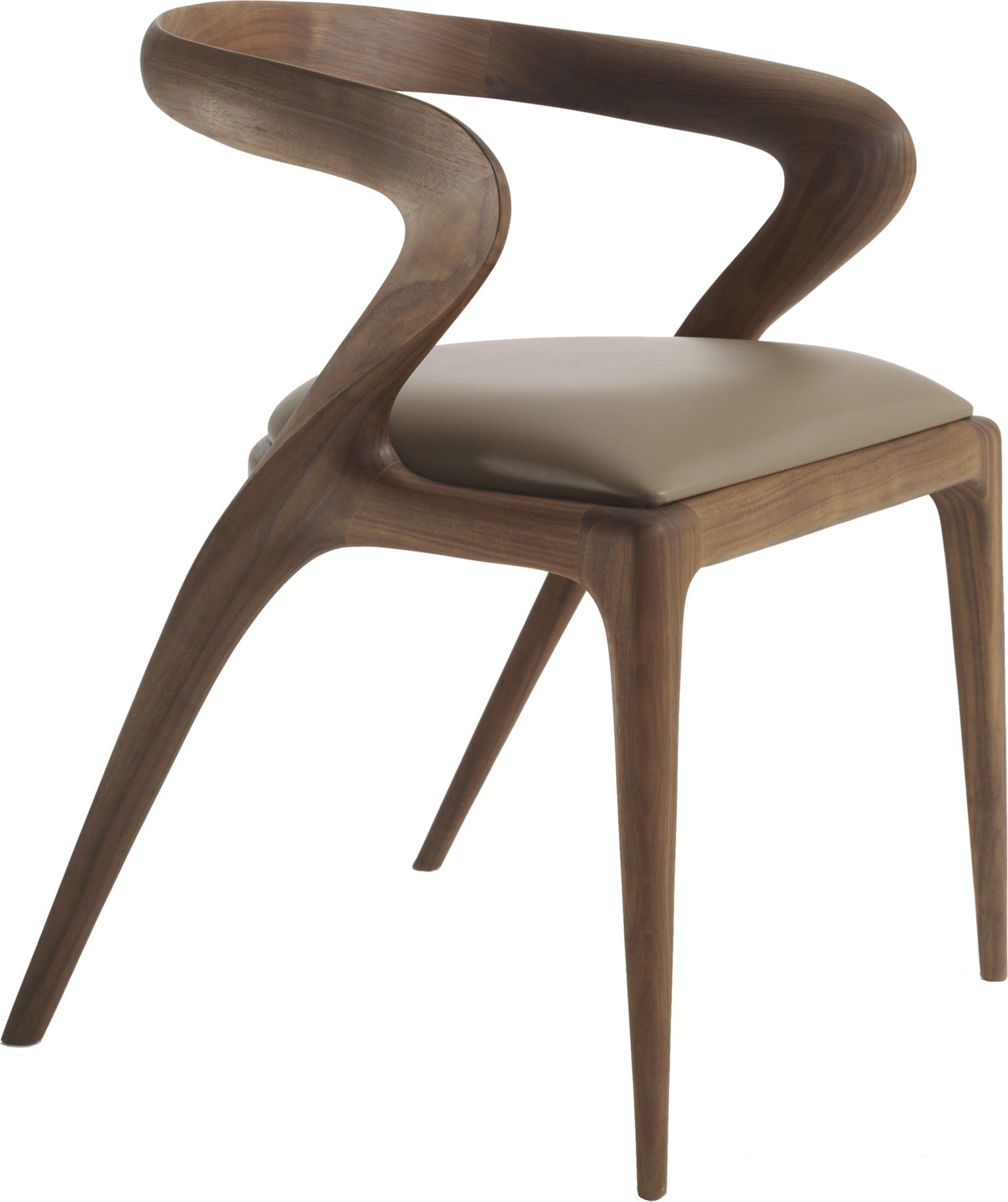 Salma Dining Chair By Agrippa Contemporary Transitional