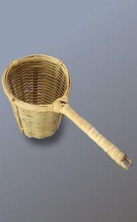 Tea Infuser Bamboo   TA-298
