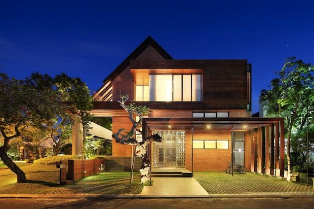 Tropical house design considerations create and innovate for Minimalist house jakarta
