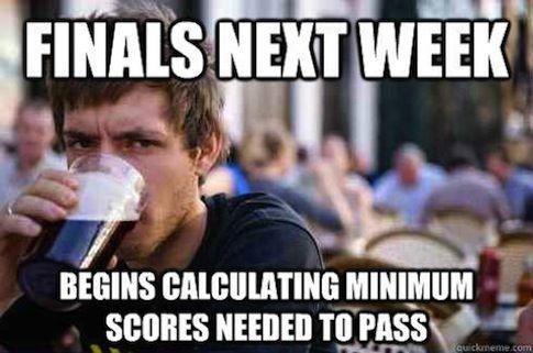 The Best Of Finals Memes College Senior Finals Memes College Humor