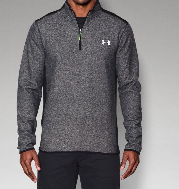 Men's UA ColdGear® Infrared Performance Fleece ¼ Zip