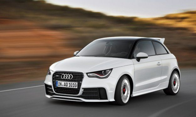 Audi A1 Quattro Special Edition Not For U S Sale Would That