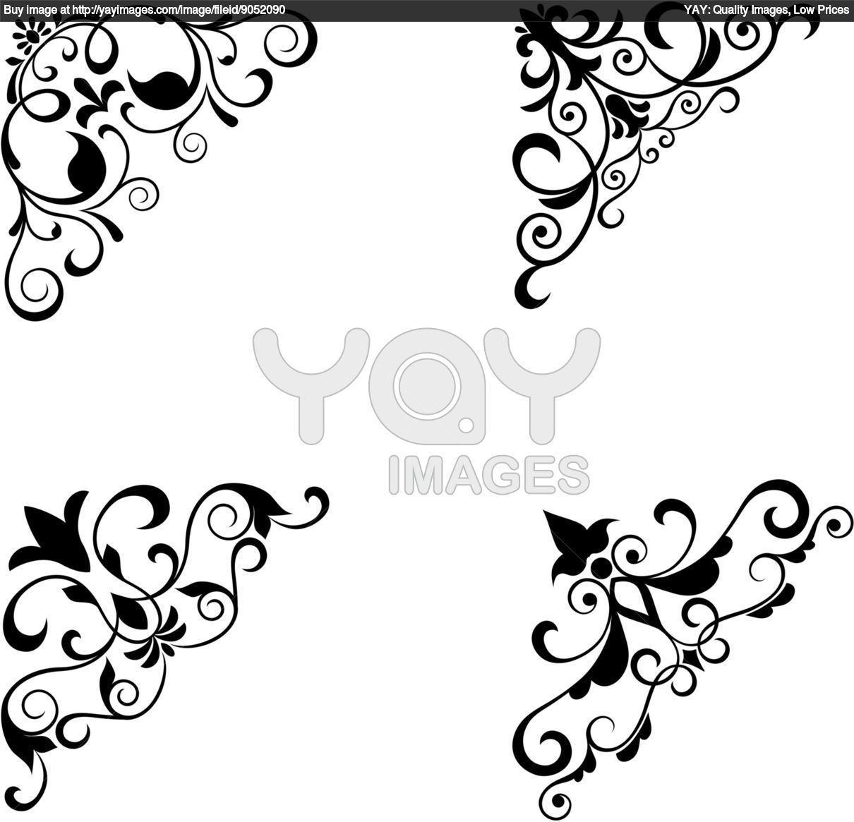 Tattoos arabesque tattoos arabeske tattoos arabesk tattoos - Image Detail For Pin Flowers Border Vector Free Download Flower Patterns Tattoo Picture