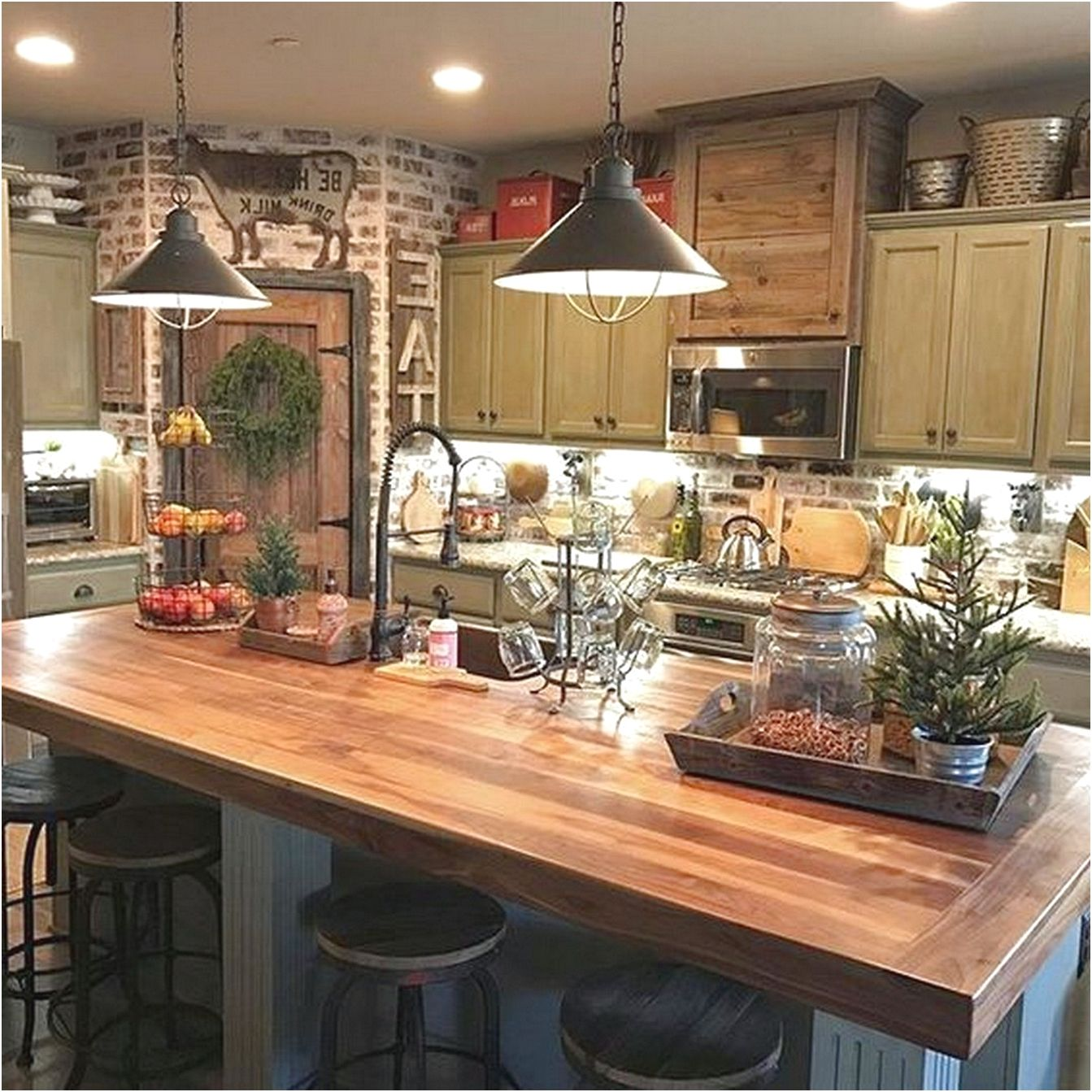 49 affordable contemporary farmhouse designs ideas for home rustic kitchen cabinets country on kitchen cabinets rustic farmhouse style id=19915