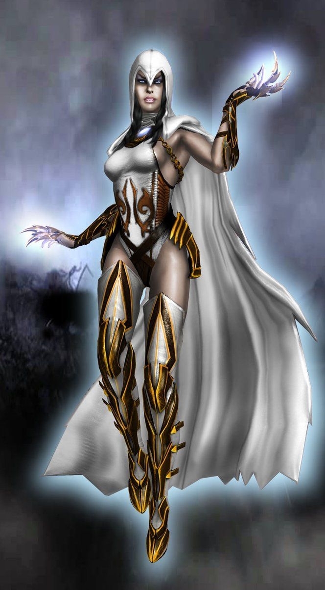 white raven render by sratitoo on deviantart dc comics
