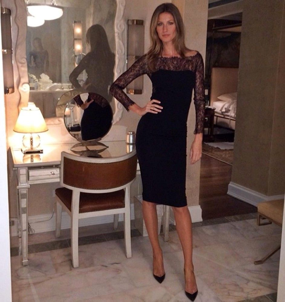 Gisele Bundchen Photos: Celebrity Social Media Pics