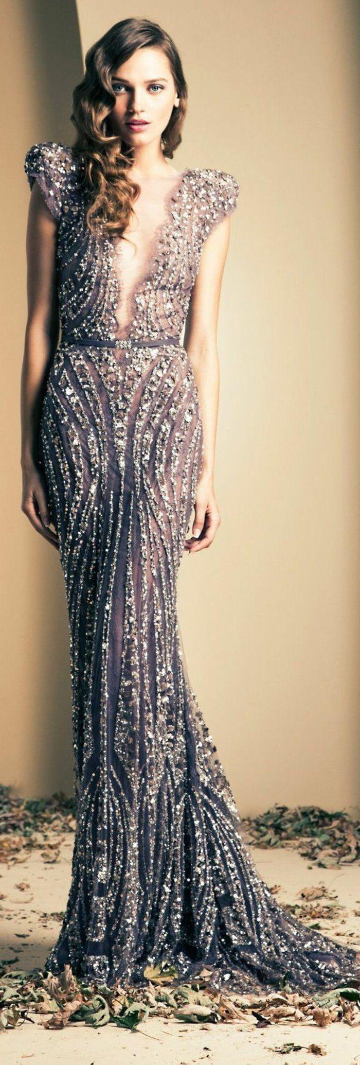 a6106d0b75b Savourer la beauté de la robe de soirée dentelle en 45 photos ...