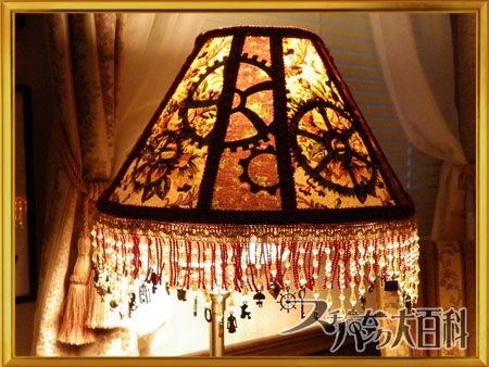 Image Result For Steampunk Lamp Shades
