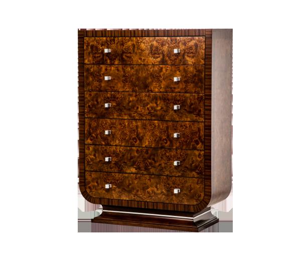 AICO Michael Amini Cloche 6 Drawer Chest Aico furniture
