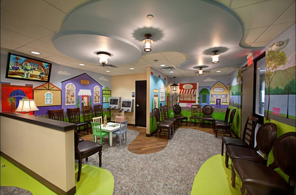 Pictures Of Pediatric Offices | Solomon Pediatric Dental | Glendale AZ |  Phoenix AZ | Photos