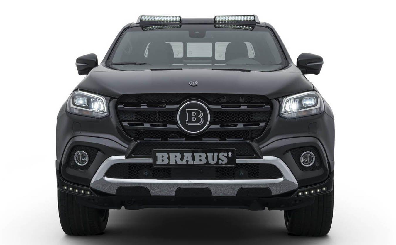 مرسيدس بنز أكس كلاس برابوس 2019 شاحنة خطيرة من معد ل السيارات