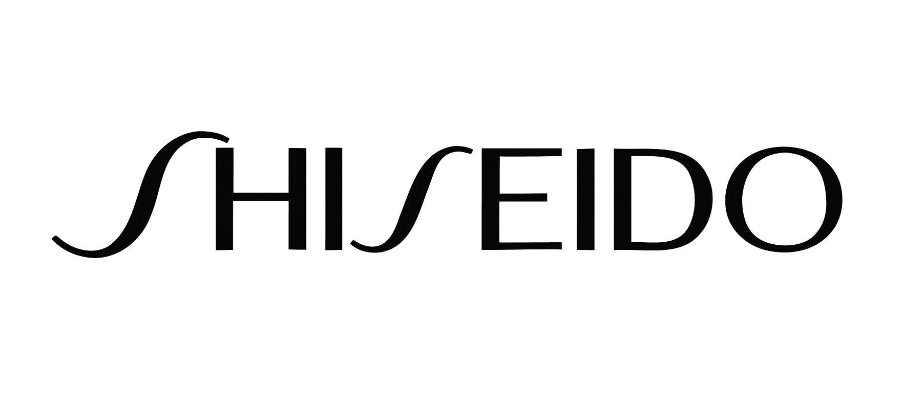 Shiseido Logotype Logo Logotype Pinterest