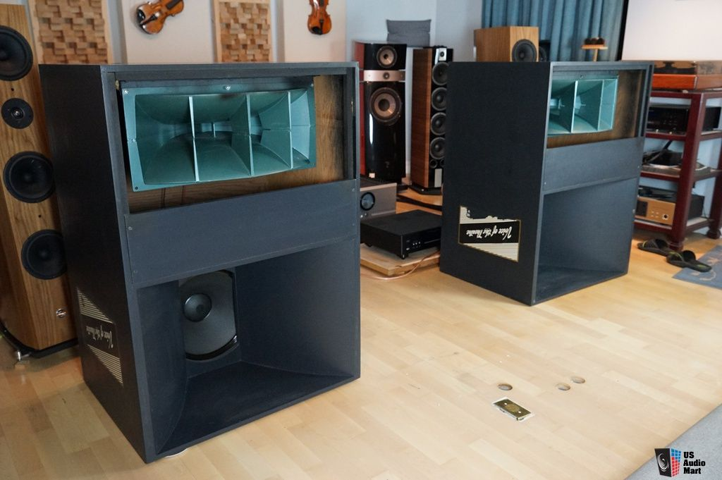 Altec lansing voice of the theater speakers high end audio altec lansing voice of the theater speakers sciox Choice Image