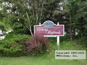 Hilltop Highlands in Germantown, WI via MHVillage.com ...