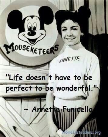 #Lifeanodyssey | Disney quotes, Annette funicello, Amazing ...