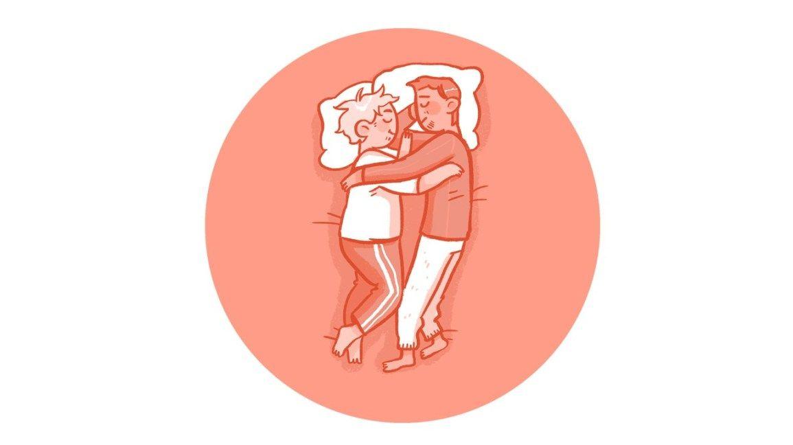 Ways to cuddle best Best Cuddling