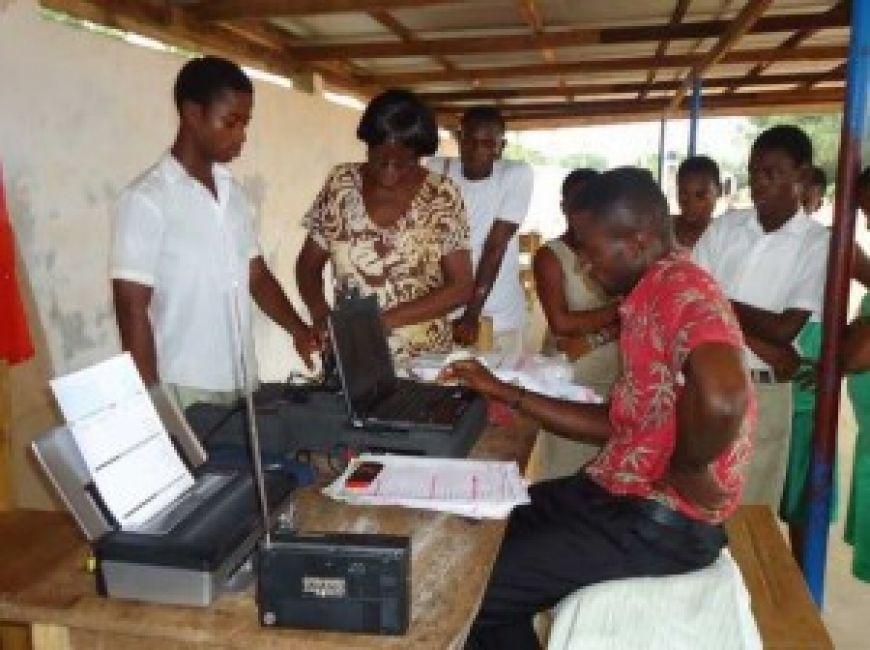 EC to hold pilot biometric registration Saturday