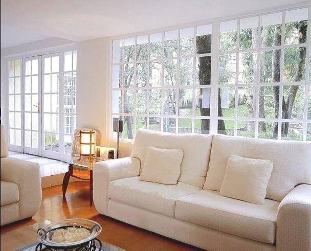 fachada exterior ventanas aluminio casas buscar con google