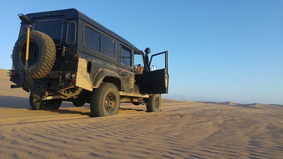 #ani4x4 #viaje al desierto en #landroverdefender #Marruecos #adventure #Sahara #expedition