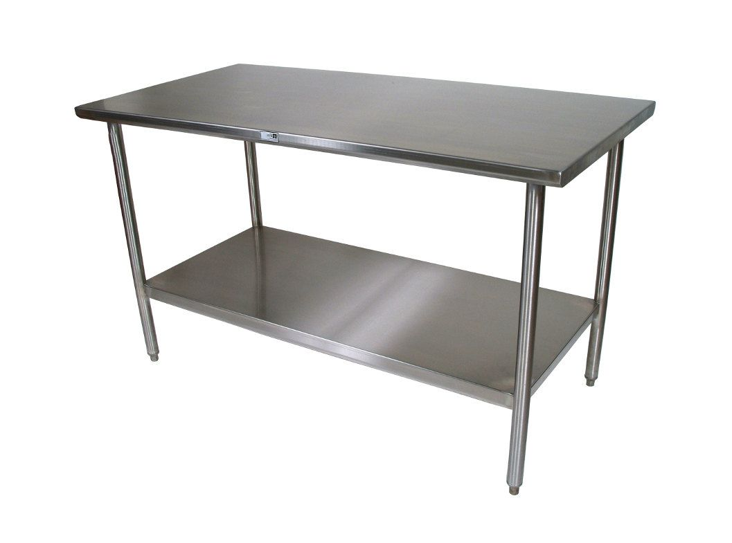 Ordinaire Stainless Steel Kitchen Island Table 24x36 By AMFKStainlessSteel