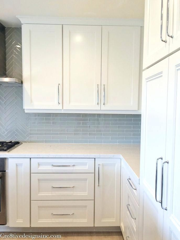 Image result for kitchen cabinet hardware placement ...