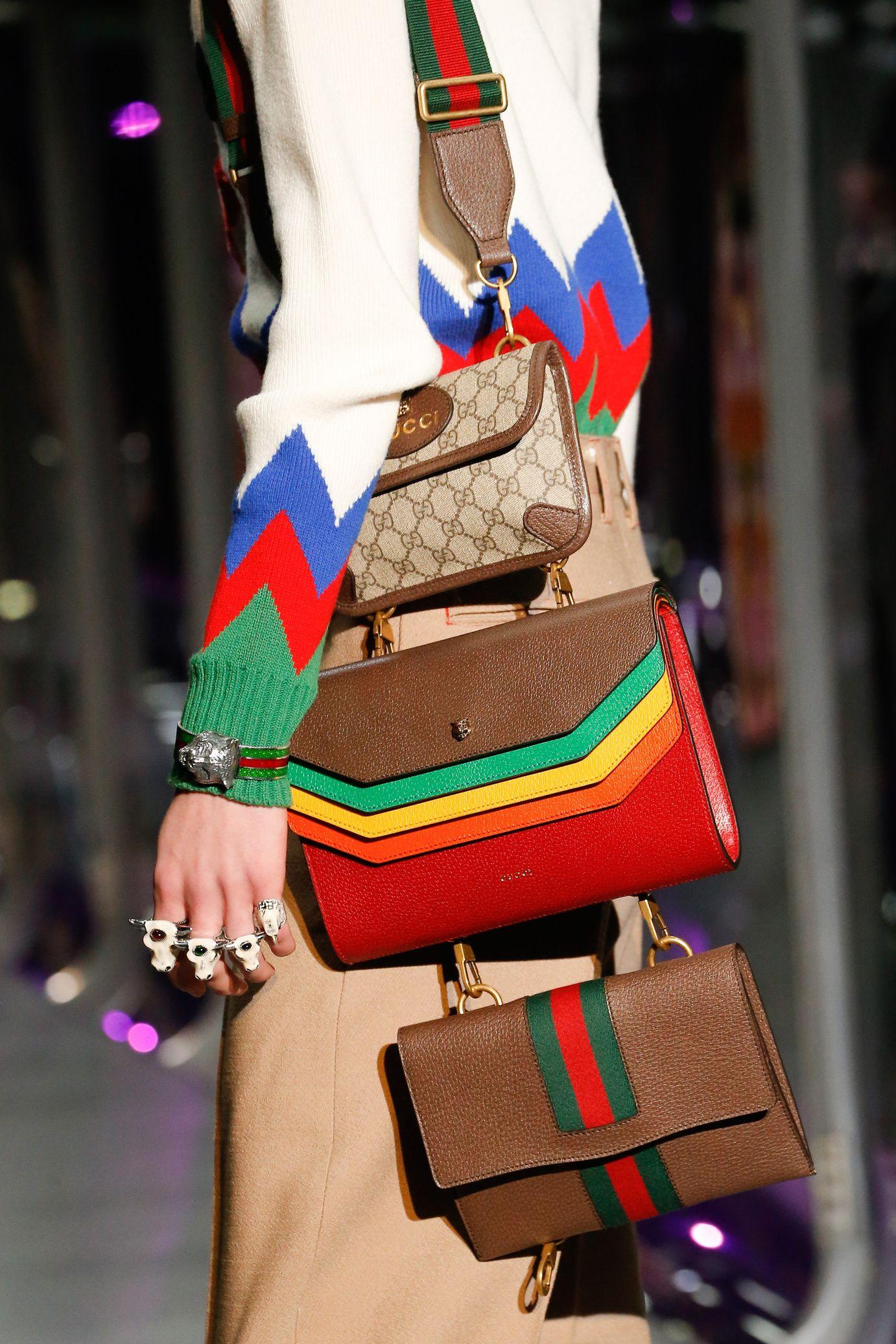 Défilé Gucci prêt-à-porter femme automne-hiver 2017-2018 57 98e4b43c218
