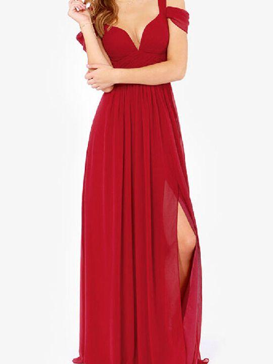 hitapr.com red elegant dresses (19) #reddresses | Dresses & Skirts ...