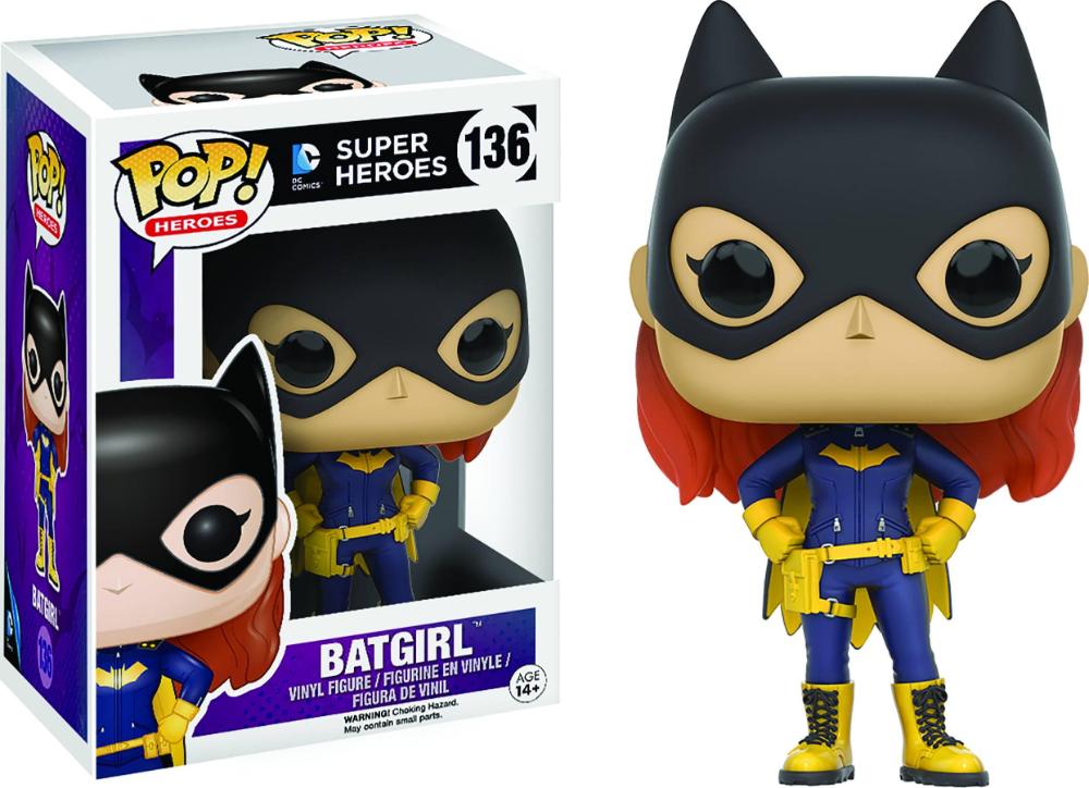 Batman Heroes Pop Vinyl Figure FunKo Free Shipping!