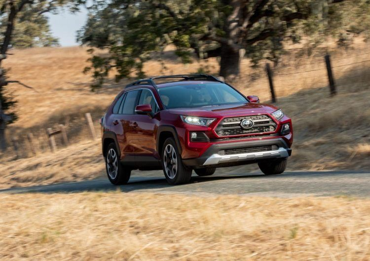 2019 toyota rav4 adventure review just functional enough