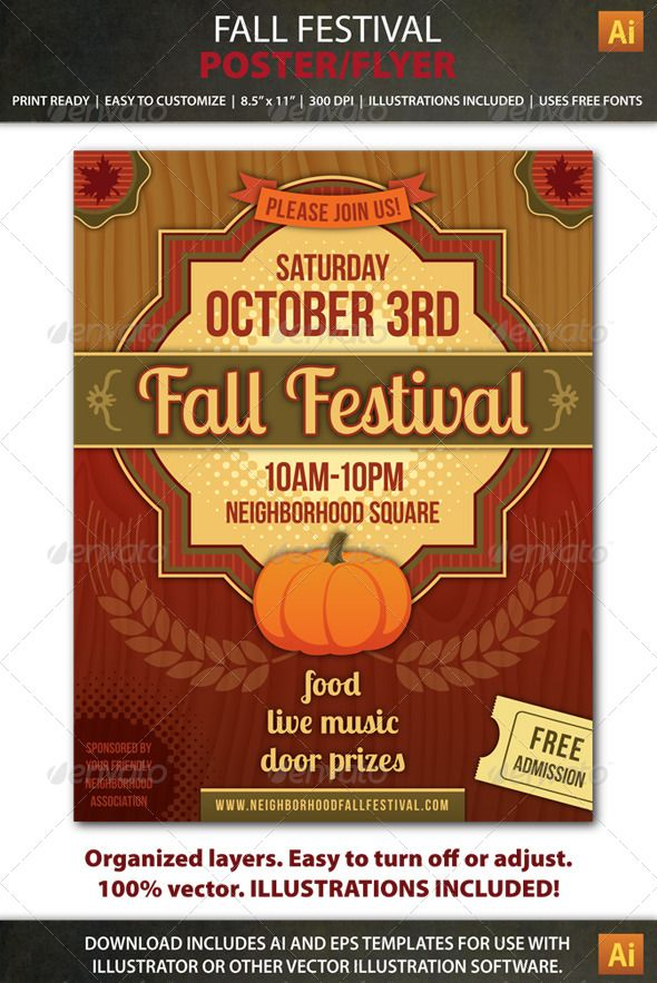 Church Harvest Festival Flyer Template | lords acre | Pinterest ...